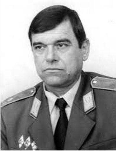Ген. Димитър Цветков