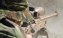 Наш снайперист впечатли НАТО и света с уникален изстрел