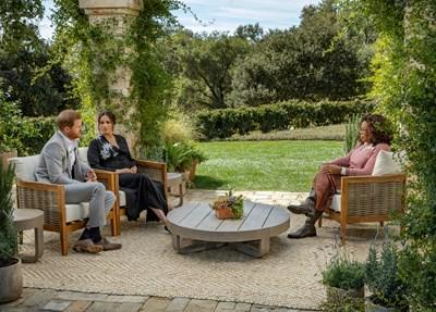 Меган Маркъл и принц Хари разказаха шокиращи истории пред Опра Уинфри СНИМКА: РОЙТЕРС