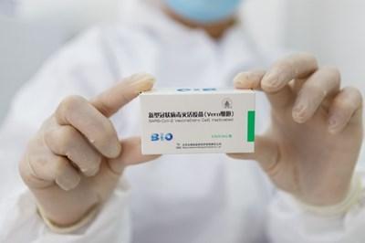 Китай е на второ място в света по брой поставени ваксини срещу COVID-19