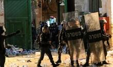 Над 170 души са ранени при сблъсъци между израелската полиция и палестинци