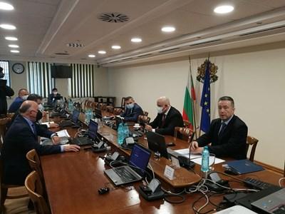 Янаки Стоилов иска от ВСС анализа на спецправосъдието. СНИМКИ: Велислав Николов