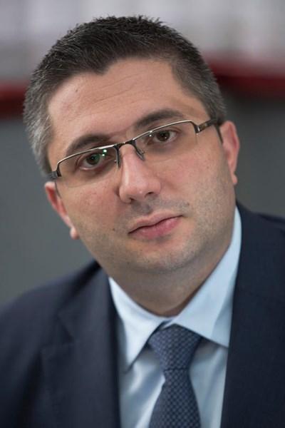 Николай Нанков. Снимка Архив