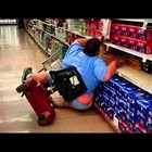 Непохватници в супермаркета