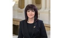 Цвета Караянчева свиква извънредно заседание на парламента на 2 април