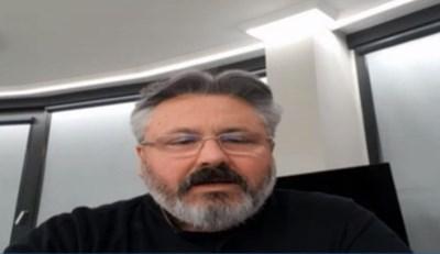 Д-р Румен Хичев – ръководител на група в кризисния щаб за коронавируса в Министерството на здравеопазването на САЩ КАДЪР: БНТ