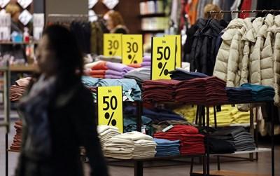 """Компанията """"Бенетон"""" е най-позната с магазините си за дрехи, но това е само троха в общия бизнес. СНИМКА: РОЙТЕРС"""