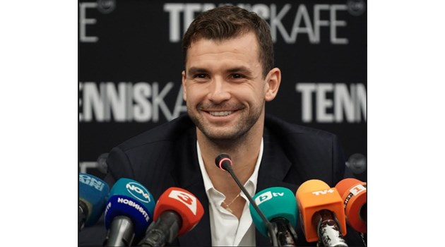 Григор Димитров се връща в националния отбор на България (Видео)