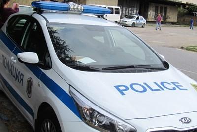 Арестуваха шофьор без книжка, не спрял на стоп палка в Павликени
