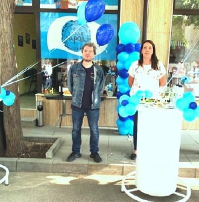 Партията на Слави Трифонов вече открива офиси в страната
