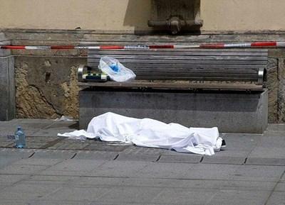 Трупове и десетки ранени остави изпадналият в амок шофьор в Грац. СНИМКИ: АРХИВ
