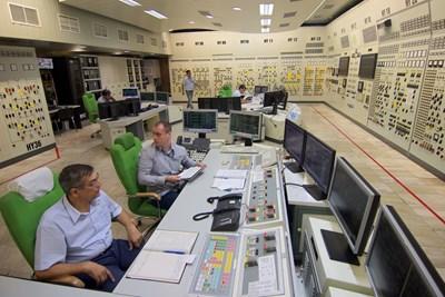 Залата за управление на пети блок