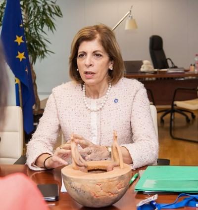 Стела Кириакиду