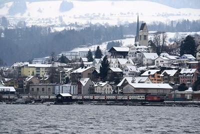 192 825 евро глоба за 43 км/ч над позволената скорост в швейцарско село!