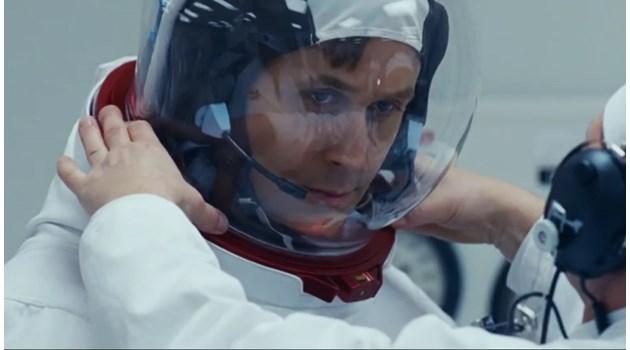 """Райън Гослинг е Нийл Армстронг в """"Първият човек"""""""