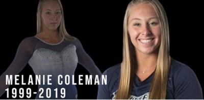 Мелани Коулман СНИМКА: Туитър/SCSU Athletics