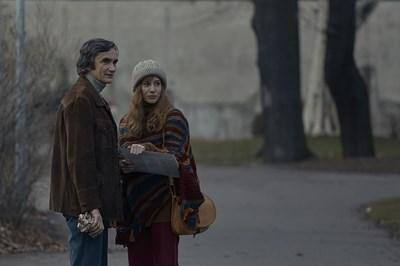 Екранното семейство Мари и Виктор Скала