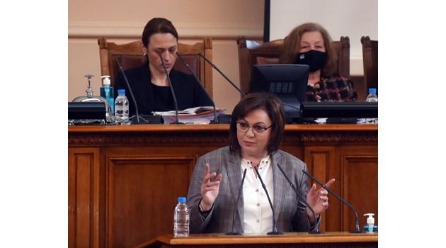 Сблъсък Нинова vs. Цонев - Притискал ли е той соцлидерката да не внася мораториум сега?