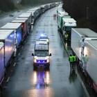 Шофьорите на камиони са сред търсените професии в Германия. Снимка: Архив
