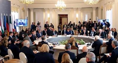 СНИМКИ: Прессекретариат на президентството