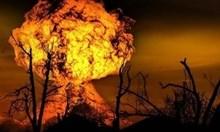 Военни се включиха в потушаването на пожара между селата Лесово и Присадец