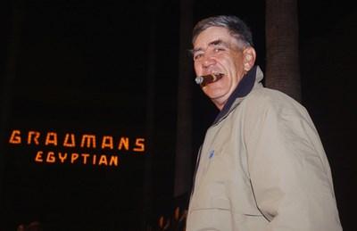 Актьорът Роналд Лий Ърми СНИМКИ: Ройтерс