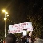 """С освиркване и викове """"Оставка"""" посрещнаха президента Радев в Добрич (Снимки)"""