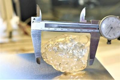 Третият по големина диамант в света е открит в Ботсвана СНИМКА: РОЙТЕРС