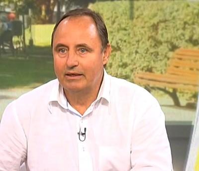 Доц. д-р Янко Иванов - зам.-министър на земеделието  Кадър: Нова телевизия