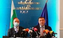 Министър Ангелов: България е на осмо място по смъртност от COVID-19 в ЕС (На живо)