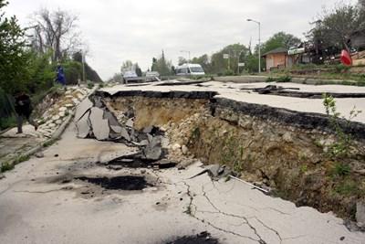 """""""168 часа"""": Потъващите райони в България"""