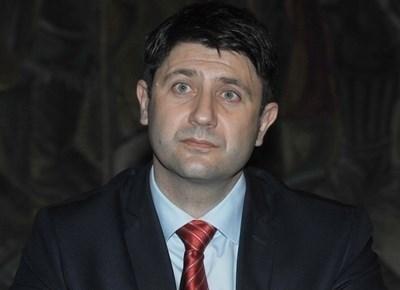 Председателят на Комисията за защита на личните данни Венцислав Караджов СНИМКА: Архив