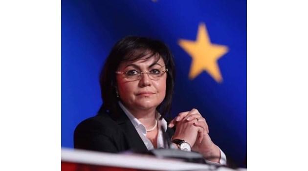 Нинова: Вярвам в невинността на Елена Йончева