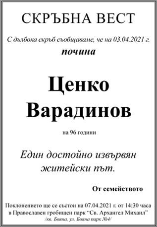 Ценко Варадинов