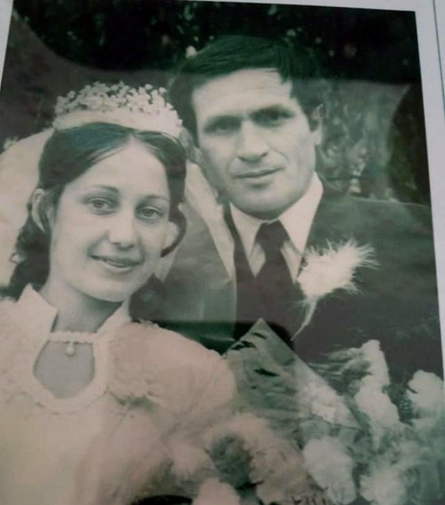 Като младоженци преди 50 години