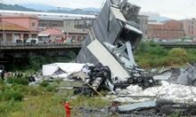 Български и хърватски шофьори на тир се спасили по чудо при ада в Генуа. Камионите им паднали заедно със срутилия се мост