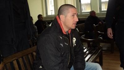 Манчо Панюков в съда