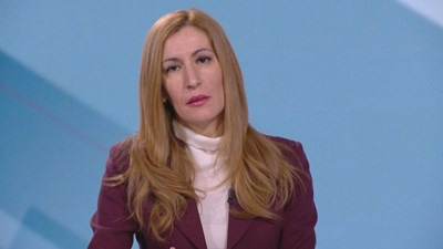 Николина Ангелкова. Кадър Би Ти Ви