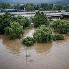 16 души са загинали заради обилните валежи в Южна Корея СНИМКА: РОЙТЕРС