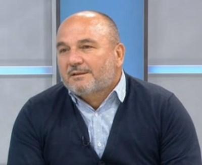 Финансистът Любомир Дацов, бивш заместник-министър на финансите КАДЪР: БНТ