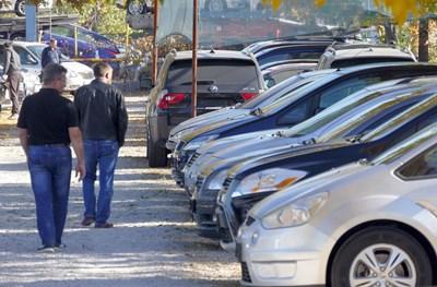 На автоборсите за употребявани коли у нас напоследък преобладават дизеловите автомобили.