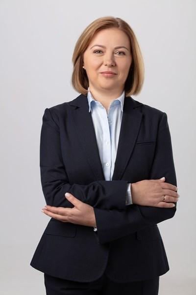 """Надежда Йорданова - зам.-председателка на правната комисия и зам.-председателка на ПГ на """"Демократична България"""""""