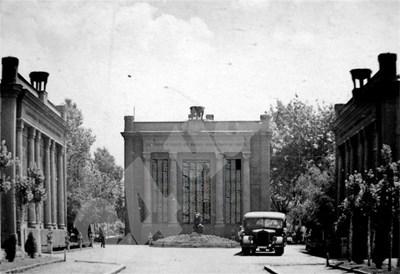 Така е изглеждал мемориалът в далечната 1934 г.  СНИМКА: 24 часа