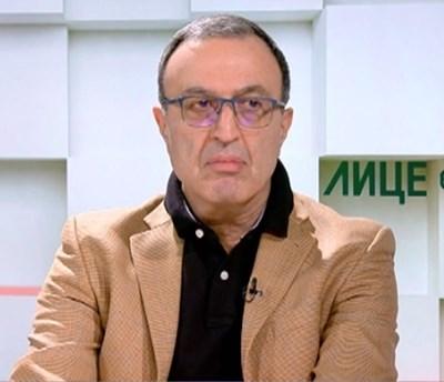 Петър Стоянов Кадър: Би Ти Ви