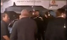 Масов бой в заведение в Разлог заради ударено дете (Видео)