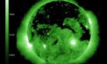 Озонът намалява от слънчевата радиация