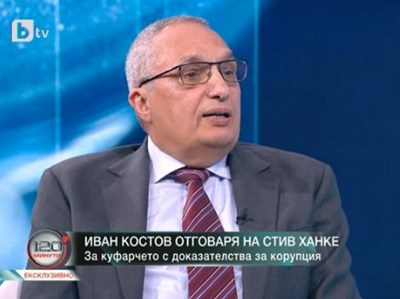 Иван Костов. Кадър Би Ти Ви