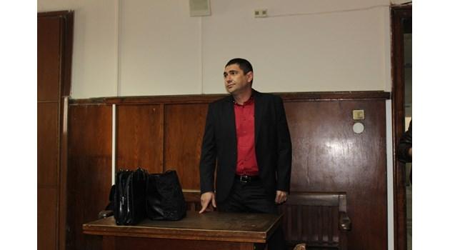 Съдът отмени домашния арест на Лазар Влайков, определи му гаранция от 8000 лв.
