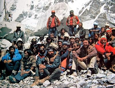 """""""168 часа"""": Драмата """"Еверест '84"""" (Видео)"""