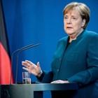 Ангела Меркел излезе от самоизолация СНИМКА: Ройтерс
